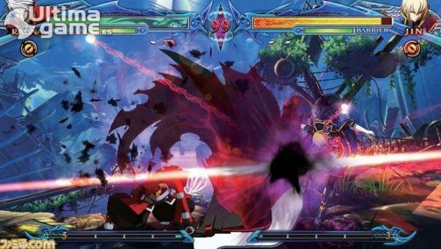 BlazBlue: Chrono Phantasma llega a USA con un impactante tráiler de lanzamiento