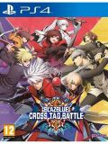 portada BlazBlue Cross Tag Battle PlayStation 4