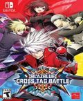 BlazBlue Cross Tag Battle portada