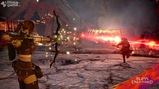 Las clases de personajes a elegir en el nuevo MMORPG gratuito de Bandai Namco GAMES