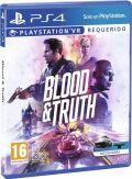 Blood & Truth portada