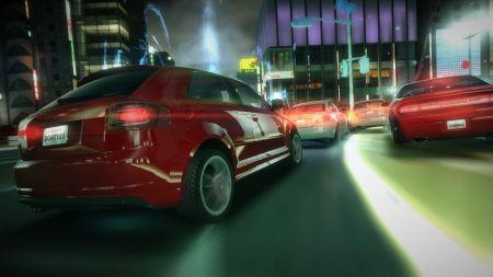 Blur - Los coches y las localizaciones, al descubierto