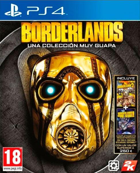 Borderlands Una Colección Muy Guapa