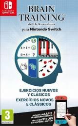 Brain Training del Dr. Kawashima para Nintendo Switch SWITCH