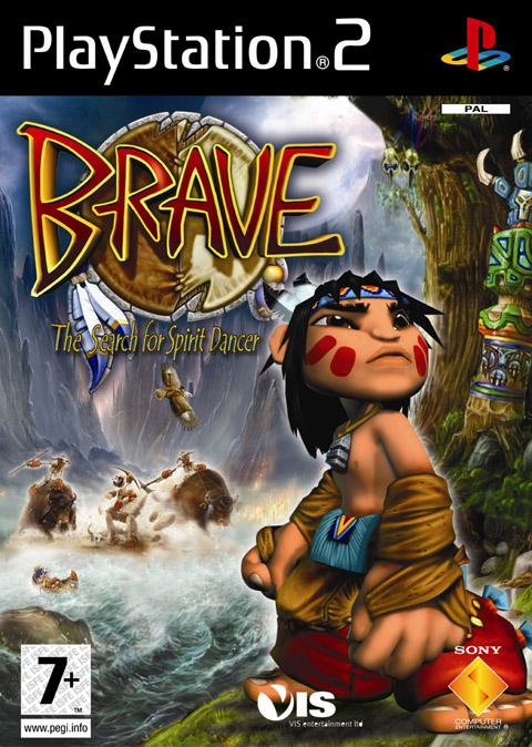 Brave: En Busca del Espíritu Danzarín