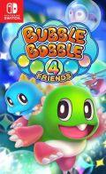 portada Bubble Bobble 4 Friends Nintendo Switch
