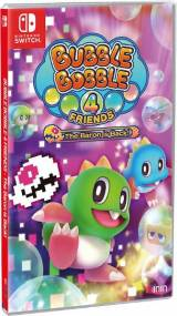 Bubble Bobble 4 Friends: The Baron is Back SWITCH