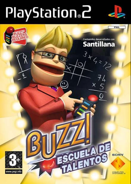 Buzz! Escuela de Talentos