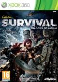 Cabela's Survival: Shadow of Katmai XBOX 360