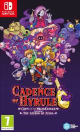 Cadence of Hyrule: Crypt of the NecroDancer Featuring The Legend of Zelda SWITCH