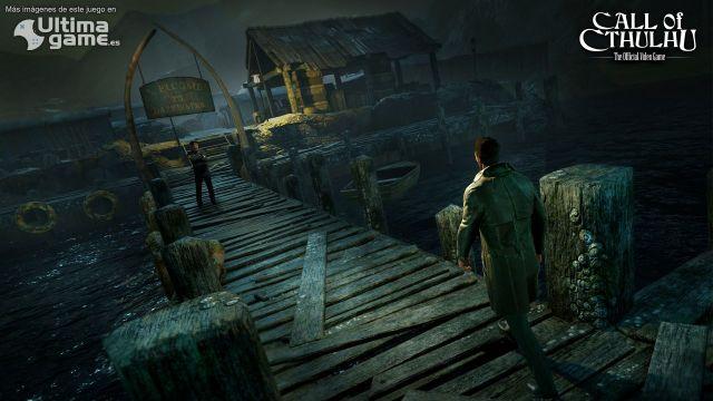 Call of Cthulhu estrena vídeo en el E3