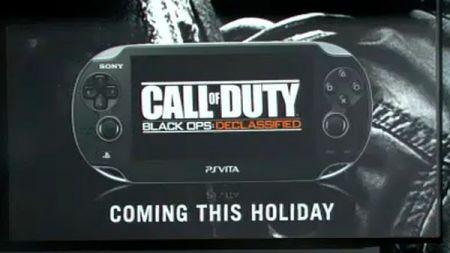 Así es el Call of Duty de PS Vita - Fecha de salida y precio