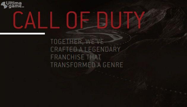 De nuevo Modern Warfare, esta vez, reimaginado para los tiempos actuales