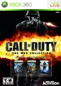 Call of Duty : The War Collection XBOX 360