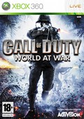 Call of Duty: World at War XBOX 360