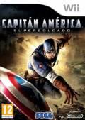 Capitán América: Supersoldado WII
