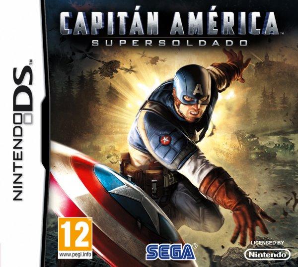 Capitán América: Supersoldado