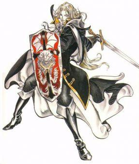 El personaje de la semana - Alucard imagen 1