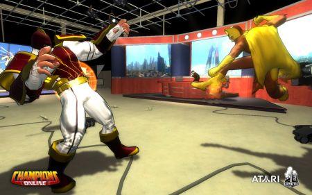 Champions Online - Cryptic detiene el port para Xbox 360
