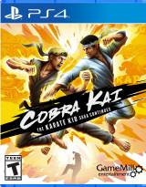 Cobra Kai: The Karate Kid Saga Continues PS4