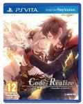 portada Code: Realize Guardian of Rebirth PS Vita