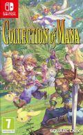 portada COLLECTION of MANA Nintendo Switch