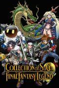 Collection of SaGa Final Fantasy Legend portada