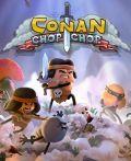 portada Conan Chop Chop PlayStation 4