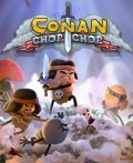 portada Conan Chop Chop Nintendo Switch
