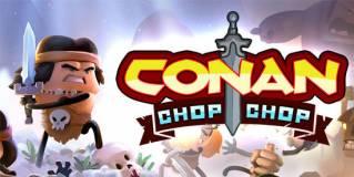 Conan Chop Chop - Mucho más que una broma: un juego muy difícil