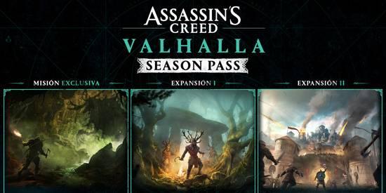 Contenido poslanzamiento de Assassin's Creed Valhalla