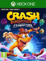 Crash Bandicoot 4: It's About Time XONE