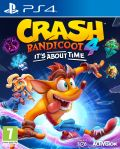 Crash Bandicoot 4: It's About Time portada