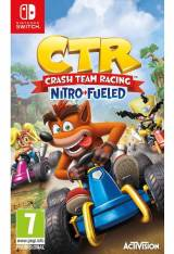 Crash Team Racing Nitro-Fueled SWITCH