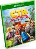 Crash Team Racing Nitro-Fueled portada