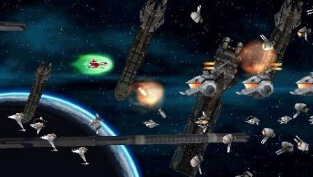 Darius Burst - Un desafío para los mejores pilotos de la galaxia