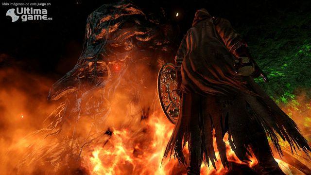 Descubre las mejoras gráficas de Dark Souls II: Scholar of the First Sin en un nuevo vídeo