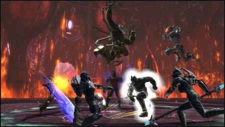 Los Linternas Rojas y Azules llegan a DC Universe Online con War of Light