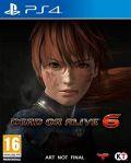 portada Dead or Alive 6 PlayStation 4