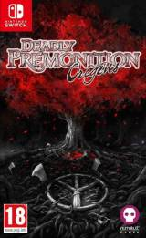 Deadly Premonition: Origins SWITCH