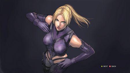 La luchadora más sexy - y veterana - de Tekken muestra sus cartas  imagen 3