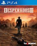portada Desperados III PlayStation 4