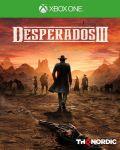 portada Desperados III Xbox One