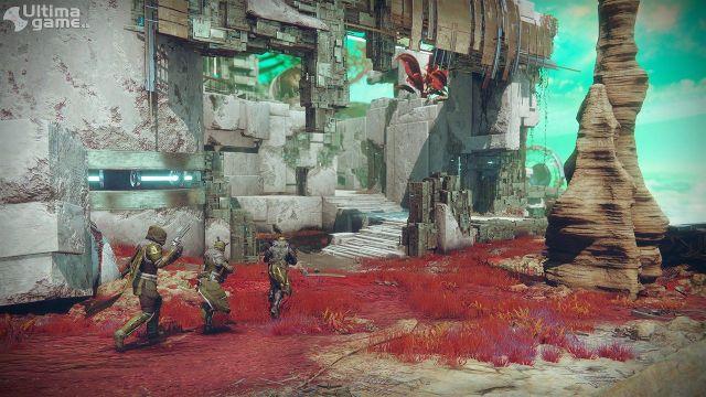 En Curse of Osiris, tendremos la posibilidad de conseguir nuevo equipamiento para nuestros guardianes