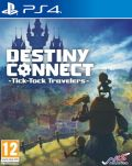 Destiny Connect: Tick-Tock Travelers portada
