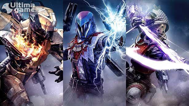 Bungie aumentará las habilidades de los guardianes en la próxima expansión