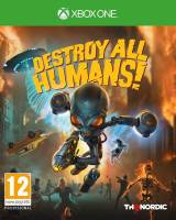 Destroy All Humans! XONE