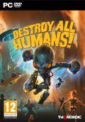 Destroy All Humans! portada