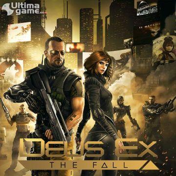 Así es Deus Ex: The Fall en su nueva versión para PC