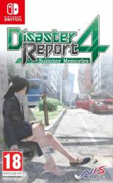 Disaster Report 4 Plus: Summer Memories SWITCH